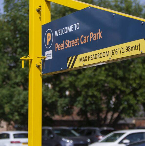 Peel Street Car Park