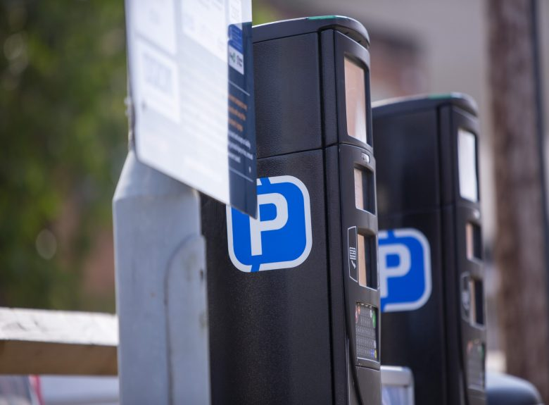 Contactless Payment Parking
